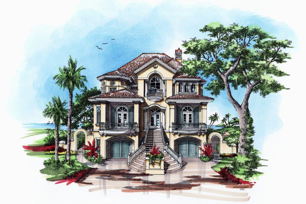 Coastal Island Elevated House Plans Browse Collections,3500 Sq Ft House Plans 1 Story